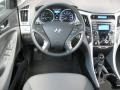 Hyundai Sonata Hybrid Porcelain White Pearl photo #23