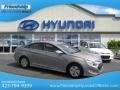 Hyundai Sonata Hybrid Hyper Silver Metallic photo #1