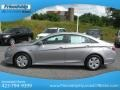 Hyundai Sonata Hybrid Hyper Silver Metallic photo #2