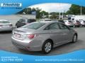 Hyundai Sonata Hybrid Hyper Silver Metallic photo #7