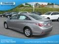 Hyundai Sonata Hybrid Hyper Silver Metallic photo #9
