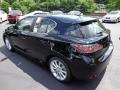 Lexus CT 200h Hybrid Premium Obsidian Black photo #2