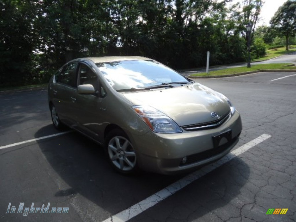 2009 Prius Hybrid - Driftwood Pearl / Bisque photo #1