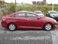 Hyundai Sonata Hybrid Venetian Red photo #5