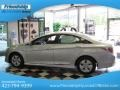 Hyundai Sonata Hybrid Silver Frost Metallic photo #1