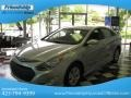 Hyundai Sonata Hybrid Silver Frost Metallic photo #2