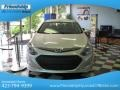 Hyundai Sonata Hybrid Silver Frost Metallic photo #3