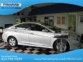 Hyundai Sonata Hybrid Silver Frost Metallic photo #4
