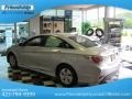 Hyundai Sonata Hybrid Silver Frost Metallic photo #6