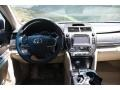 Toyota Camry Hybrid XLE Clearwater Blue Metallic photo #5