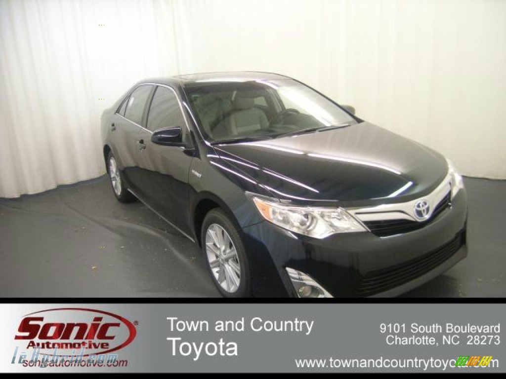 2012 toyota camry hybrid xle in cosmic gray mica photo 4 035915 hybrid cars. Black Bedroom Furniture Sets. Home Design Ideas