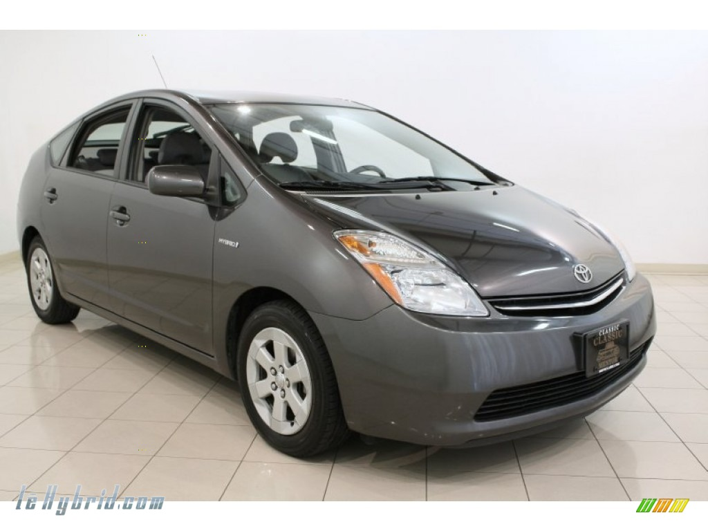 2007 toyota prius hybrid in magnetic gray metallic 222291 hybrid cars. Black Bedroom Furniture Sets. Home Design Ideas