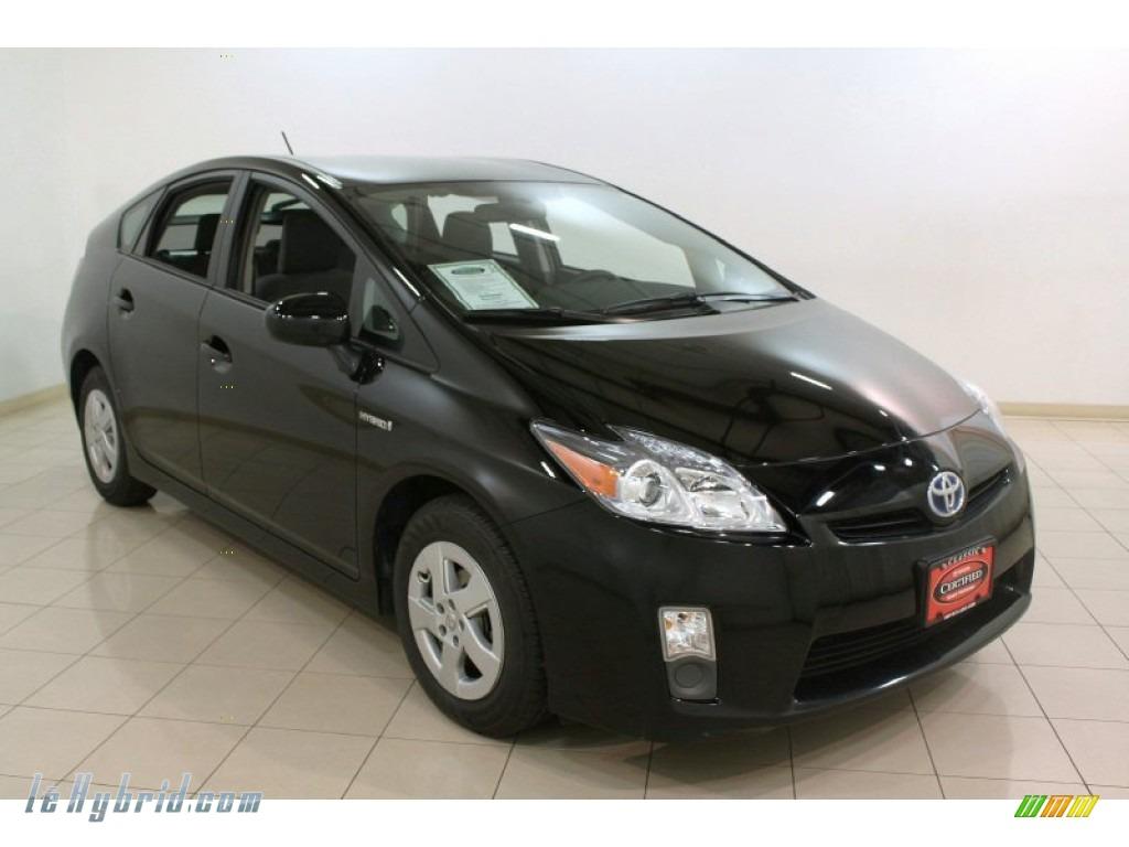 2010 toyota prius hybrid ii in black 217561 lehybrid for Prius electric motor for sale