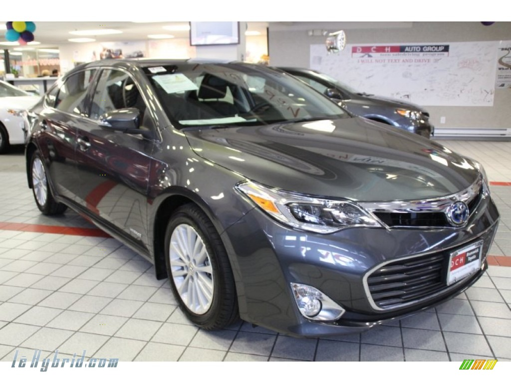 2013 toyota avalon hybrid limited in magnetic gray metallic 002253 hybrid. Black Bedroom Furniture Sets. Home Design Ideas