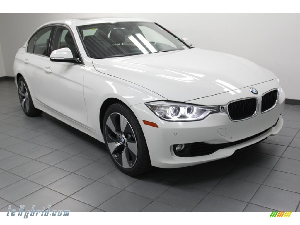2013 bmw 3 series activehybrid 3 sedan in alpine white 484009 hybrid cars. Black Bedroom Furniture Sets. Home Design Ideas