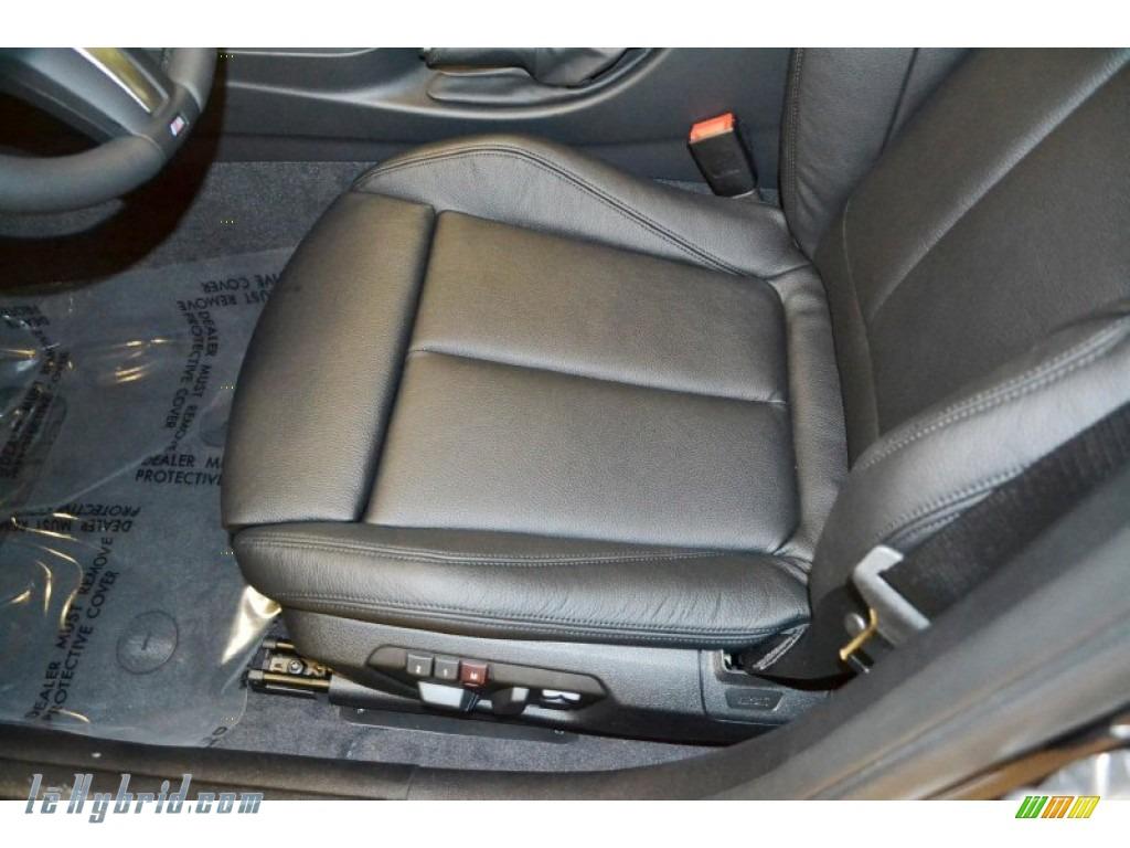 2013 Bmw 3 Series Activehybrid 3 Sedan In Mineral Grey