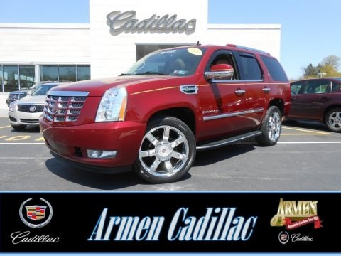 Infrared 2009 Cadillac Escalade Hybrid AWD