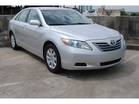 Classic Silver Metallic 2008 Toyota Camry Hybrid