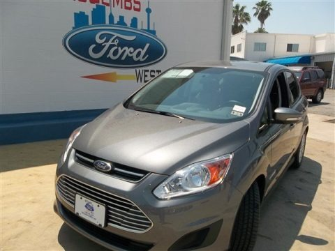 Sterling Gray 2013 Ford C-Max Hybrid SE