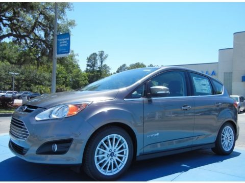 Sterling Gray 2013 Ford C-Max Hybrid SEL