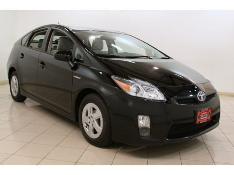 Black 2010 Toyota Prius Hybrid III