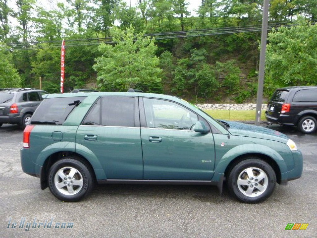 Cypress Green Tan Saturn Vue Line Hybrid