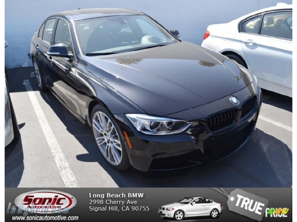 2013 BMW 3 Series ActiveHybrid 3 Sedan in Black Sapphire Metallic ...