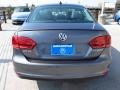 Volkswagen Jetta Hybrid SEL Platinum Gray Metallic photo #4