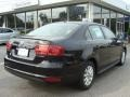 Volkswagen Jetta Hybrid SE Deep Black Pearl Metallic photo #4