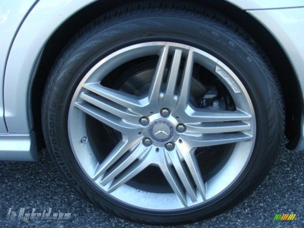 2012 S 400 Hybrid Sedan - Iridium Silver Metallic / Cashmere/Savanna photo #6