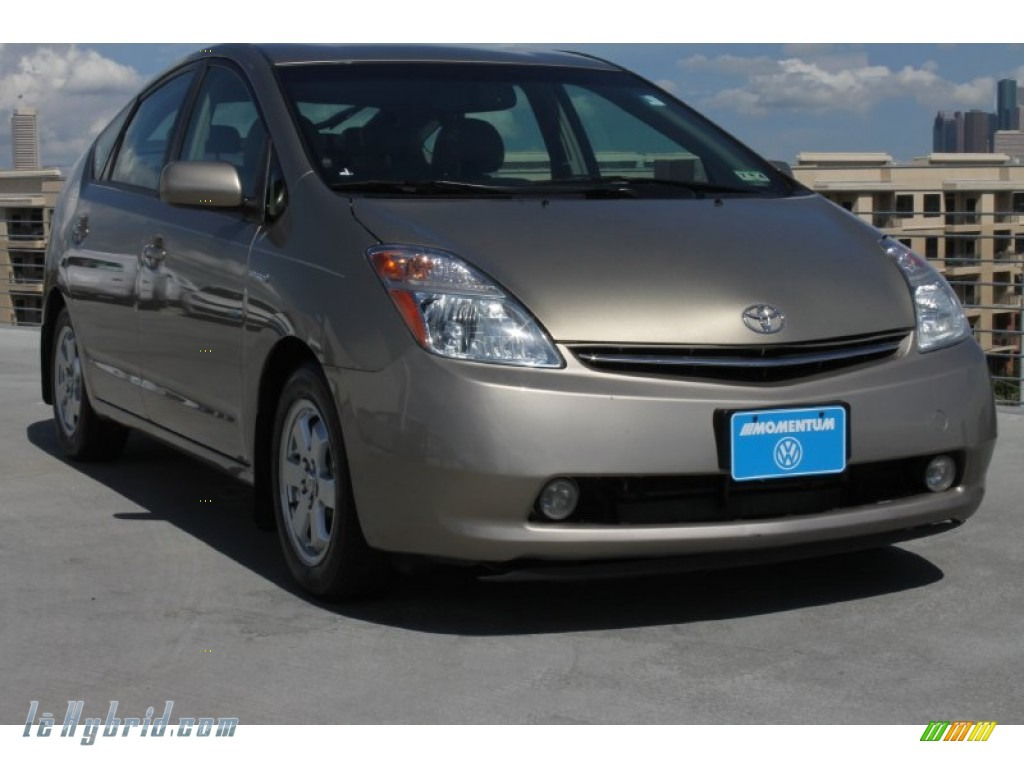 2006 toyota prius hybrid in driftwood pearl 201559 for Prius electric motor for sale