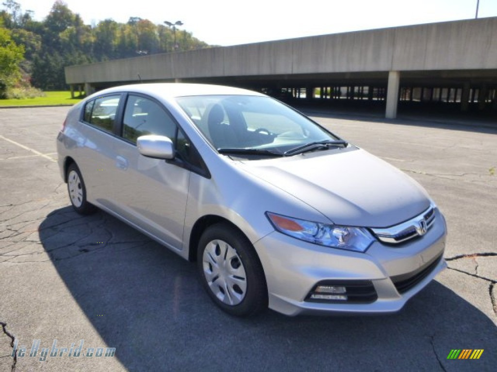 2013 honda insight lx hybrid in alabaster silver metallic. Black Bedroom Furniture Sets. Home Design Ideas