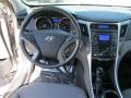 Hyundai Sonata Hybrid Harbor Gray Metallic photo #10