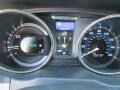 Hyundai Sonata Hybrid Harbor Gray Metallic photo #18