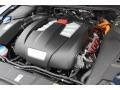 Porsche Cayenne S Hybrid Dark Blue Metallic photo #36