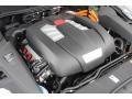 Porsche Cayenne S Hybrid Classic Silver Metallic photo #35
