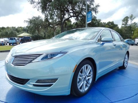Ice Storm 2014 Lincoln MKZ Hybrid