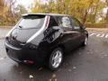 Nissan LEAF SL Super Black photo #5
