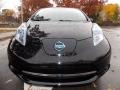Nissan LEAF SL Super Black photo #8