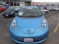 Nissan LEAF SL Blue Ocean photo #2