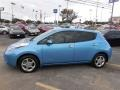 Nissan LEAF SL Blue Ocean photo #6