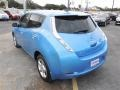 Nissan LEAF SL Blue Ocean photo #8
