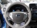 Nissan LEAF SL Blue Ocean photo #22