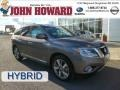 Nissan Pathfinder Hybrid Platinum AWD Mocha Stone photo #1
