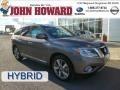 Nissan Pathfinder Hybrid Platinum AWD Mocha Stone photo #1