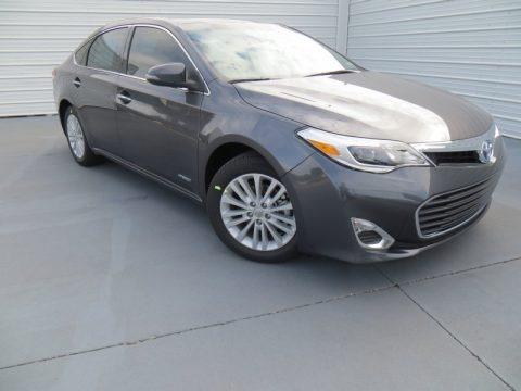 Magnetic Gray Metallic 2014 Toyota Avalon Hybrid XLE Premium