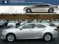 Lexus ES 300h Hybrid Silver Lining Metallic photo #1