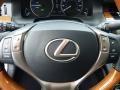 Lexus ES 300h Hybrid Silver Lining Metallic photo #15