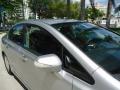 Honda Civic Hybrid Sedan Alabaster Silver Metallic photo #40