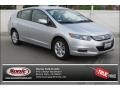 Honda Insight Hybrid EX Alabaster Silver Metallic photo #1